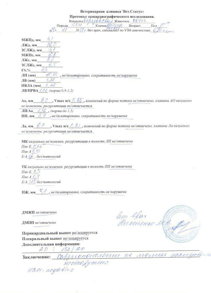 HCM test
